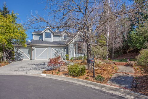 Front Exterior - 10465 Madrone Ct