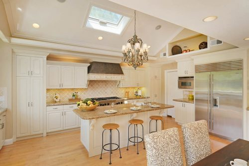 Cathedral Ceilings in Kitchen - 1710 Holt Ave