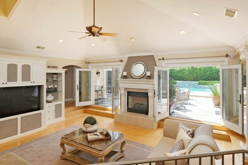 High Ceilings and French Doors - 1710 Holt Ave