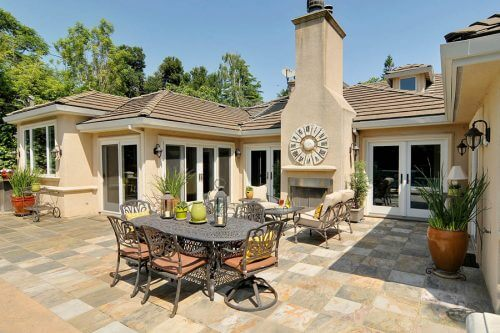 Back Patio is an Outdoor Room - 1710 Holt Ave