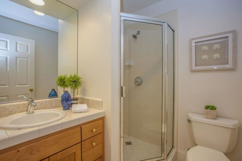 In-Law Suite Bathroom - 10465 Madrone Ct