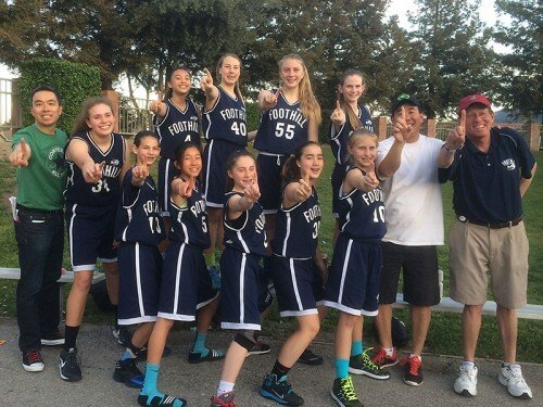 All Star Girls Basketball NJB Nationals